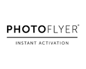 Photoflyer Instant Activation - Official Partner of Instax Fujifilm